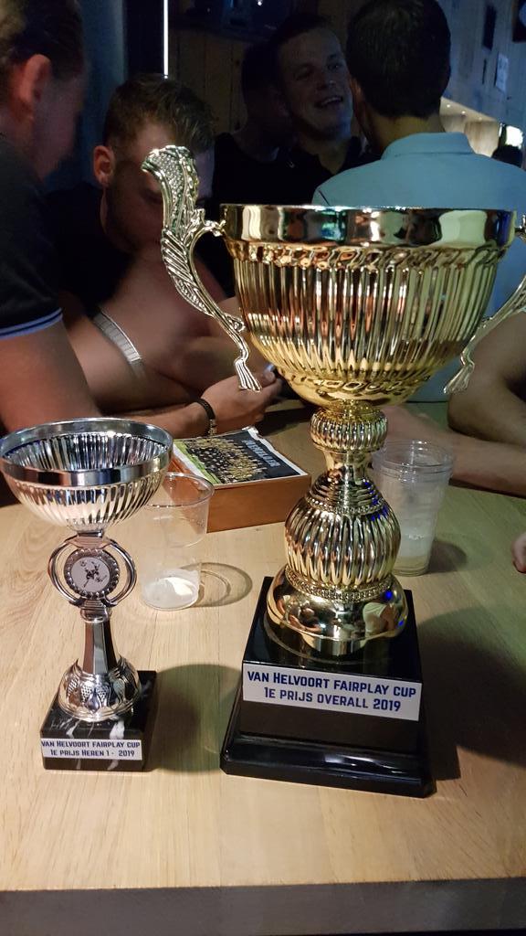 Nemelaer wint de Van Helvoort Fair Play Cup